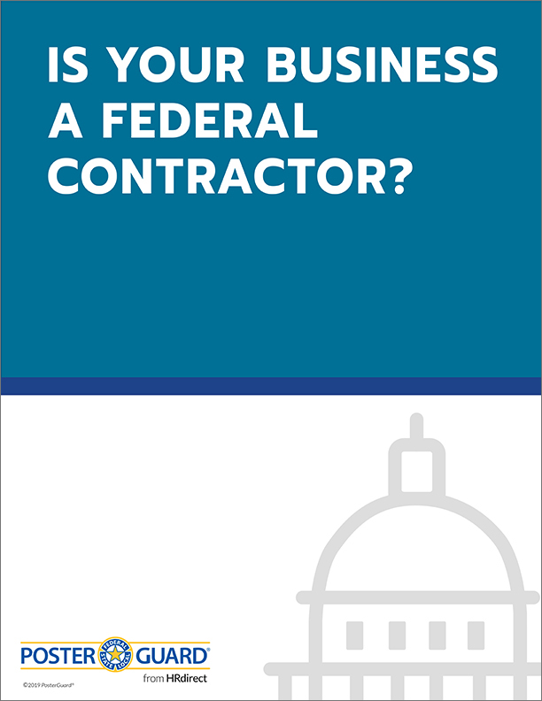 S Is Your Company a Federal Contractor?