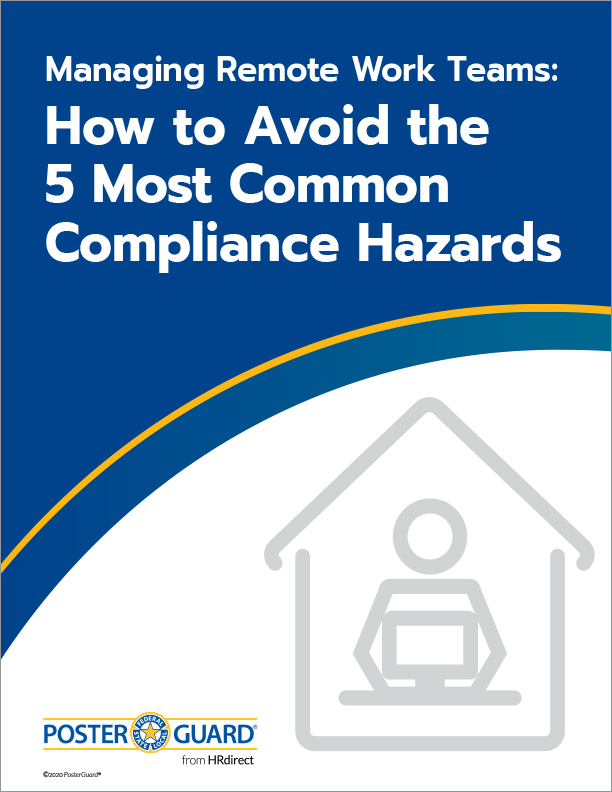 How to Avoid the 5 Most Common HR Compliance Hazards