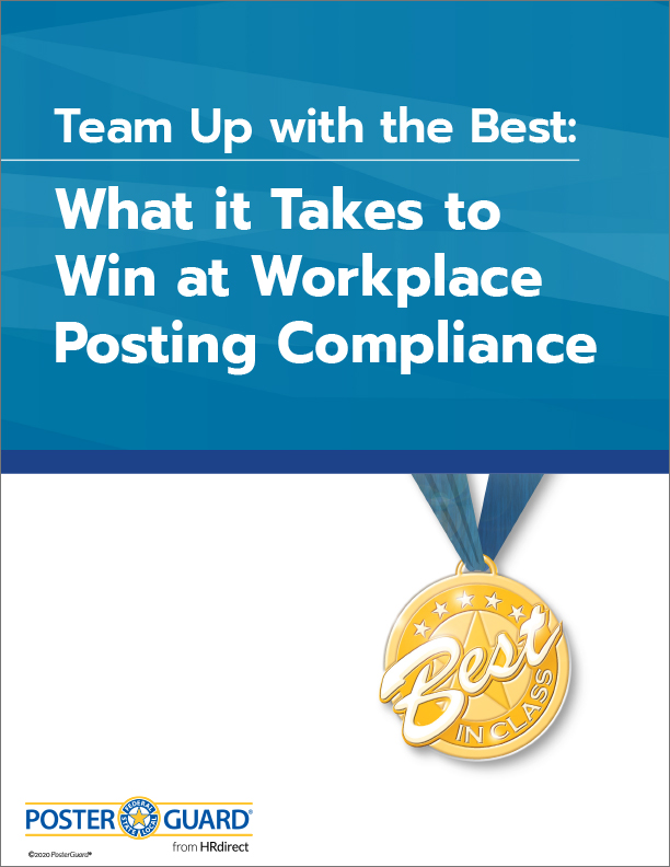 Comprehensive Posting Compliance Checklist
