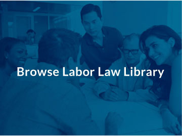 Browse Labor Law Library