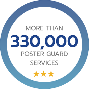 MORE THAN 330,000 POSTER GUARD SERVICES
